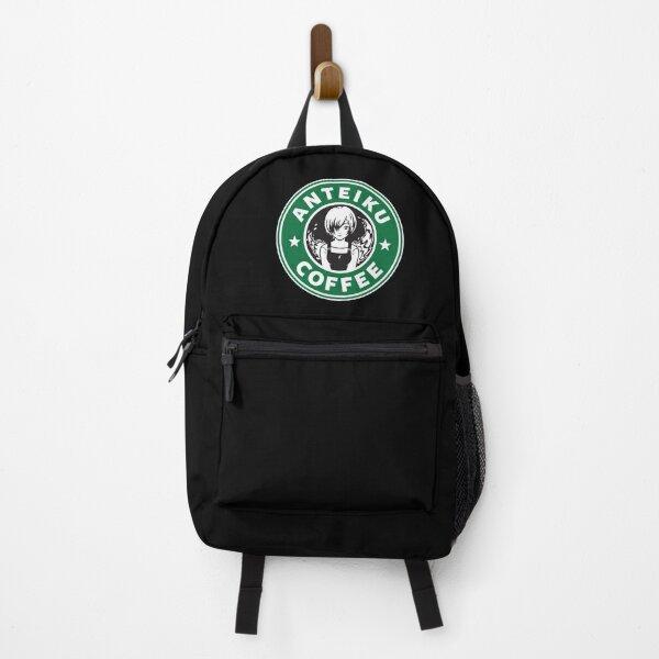 Anteiku Café Logo, Tokyo Ghoul Starbucks Parody - Touka Version Backpack
