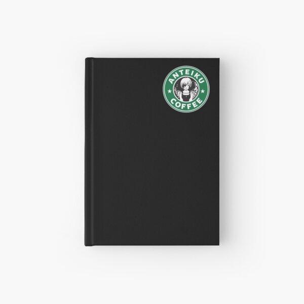 Anteiku Café Logo, Tokyo Ghoul Starbucks Parody - Touka Version Hardcover Journal