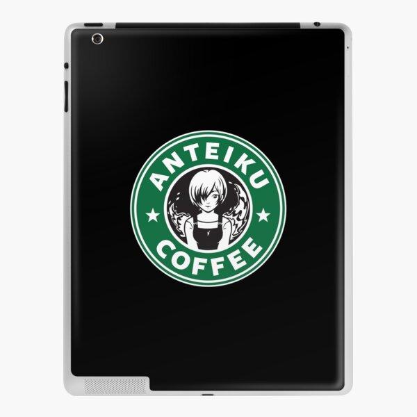 Anteiku Café Logo, Tokyo Ghoul Starbucks Parody - Touka Version iPad Skin