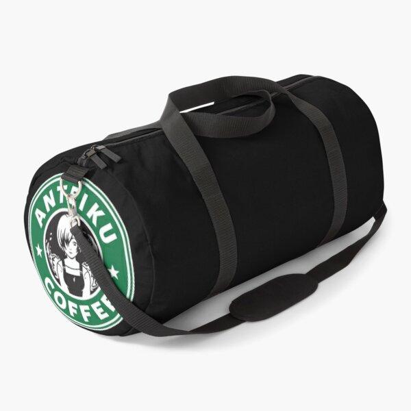 Anteiku Café Logo, Tokyo Ghoul Starbucks Parody - Touka Version Duffle Bag