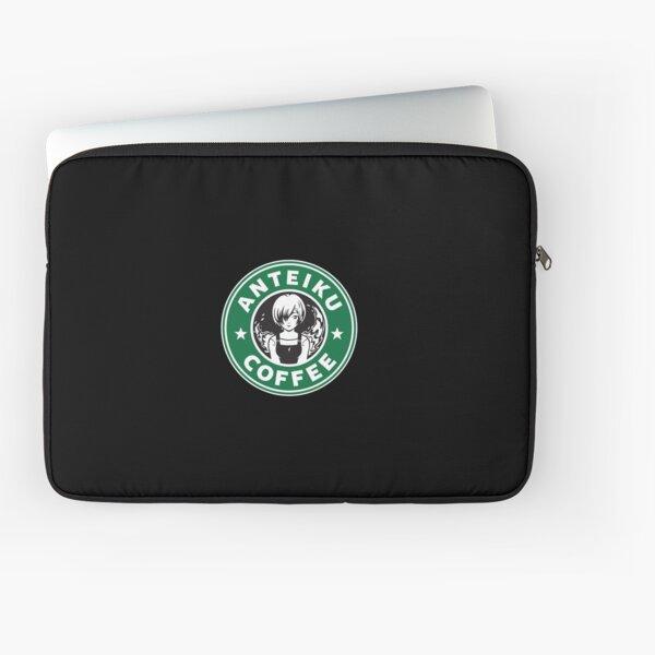 Anteiku Café Logo, Tokyo Ghoul Starbucks Parody - Touka Version Laptop Sleeve