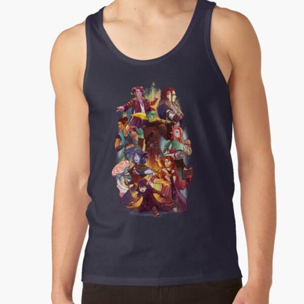 the Mighty Nein Tank Top