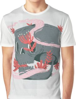 death and silence Graphic T-Shirt