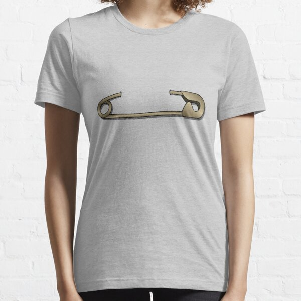 Safety Pin Essential T-Shirt