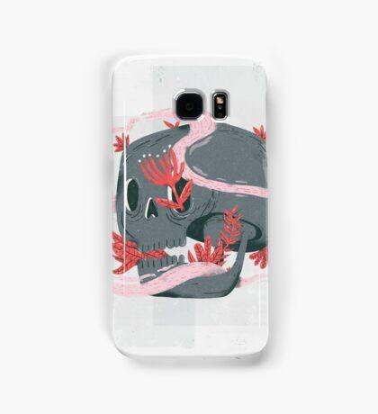 death and silence Samsung Galaxy Case/Skin