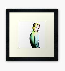 Pop Moss Framed Print