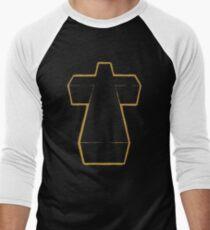 Justice Cross Men's Baseball ¾ T-Shirt