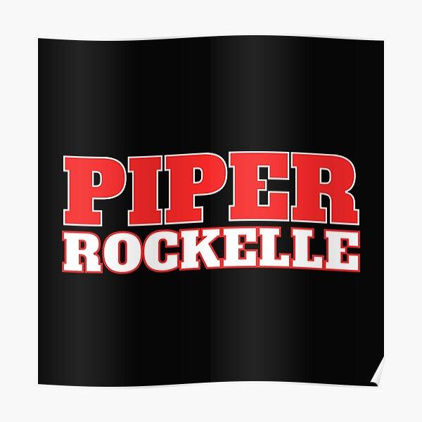 Piper Rockelle, Piper Rockelle Merch, Piper Rockelle Youtube Star Poster