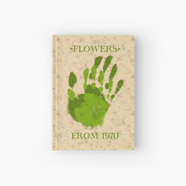 Flowers From 1970 - Unchained Melody Hardcover Journal