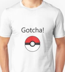 Pokemon Go - Gotcha! T-Shirt