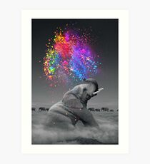 True Colors Within Art Print