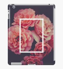 The 1975 Floral Rectangle iPad Case/Skin