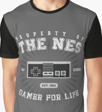 Property of the NES Graphic T-Shirt