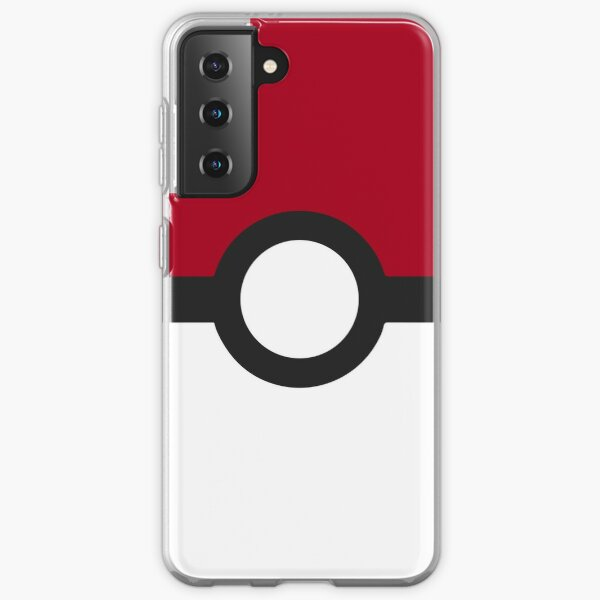 Poké Ball Coque souple Samsung Galaxy
