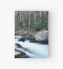 Let the River Flow... Hardcover Journal