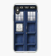 Tardis - iPhone Case iPhone Case
