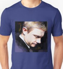 Martin Freeman Artwork Design 1 Unisex T-Shirt