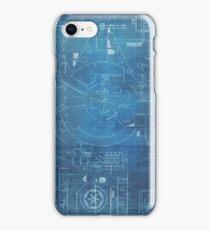 Star Wars Blueprints iPhone Case/Skin