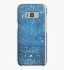 Star Wars Blueprints Samsung Galaxy Case/Skin