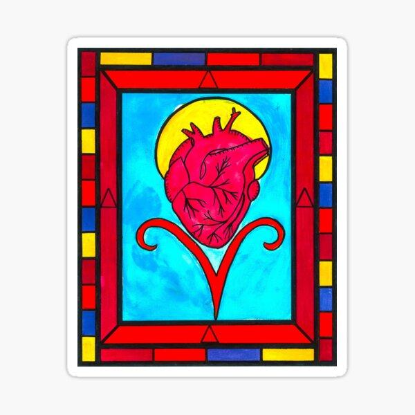 Grail Series - Aries Sticker
