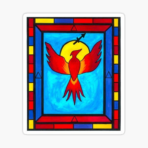 Grail Series - Sagittarius Sticker