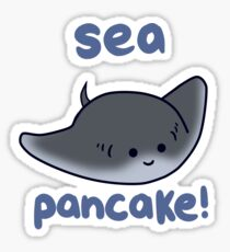 Sea pancake! Sticker