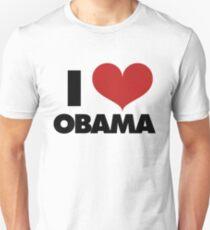 I love Obama Unisex T-Shirt