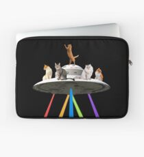 CAT INVADERS Laptop Sleeve