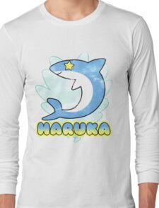 Haruka Dolphin tee Long Sleeve T-Shirt