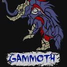 The Circular Giant Beast by drakenwrath