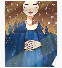 Padmé Amidala - Sleep Well. Poster