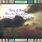 King of Glory by aprilann