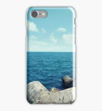 harbor iPhone Case/Skin