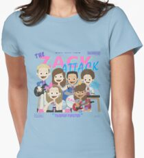 The Zack Attack Womens Fitted T-Shirt
