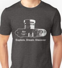 Leica Explore Dream Discover T-Shirt