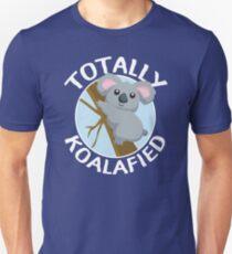 Totally Koalafied Funny Koala T Shirt Unisex T-Shirt