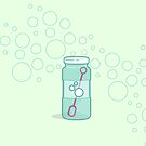 Bubbles by Colleen Sweeney