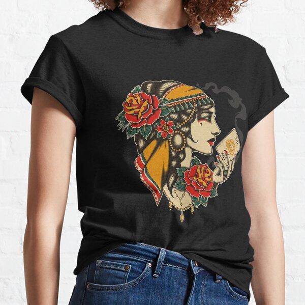 Dirty Honey Fortune Teller Tarot Card Classic T-Shirt