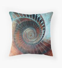 Feel Your Presence and Its Inherent Vibration Throw Pillow