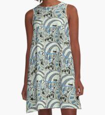 Underground A-Line Dress