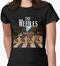 The Weedles on Abbey Road T-Shirt