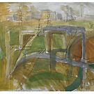 leeds motorway by H J Field