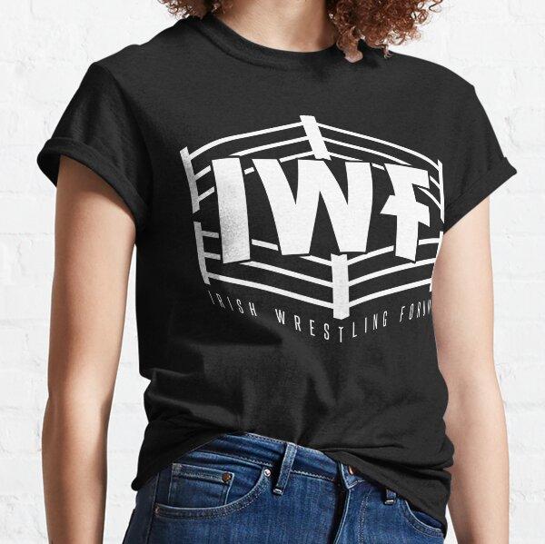 IWF - Irish Wrestling Forum T-shirt classique