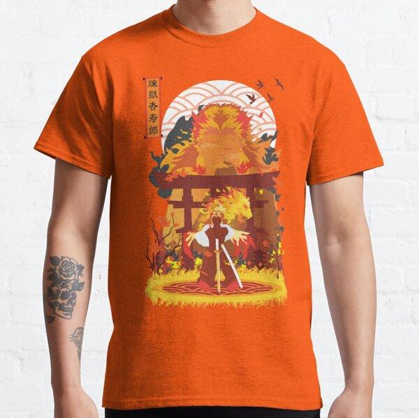Kyojuro Rengoku Minimalist print Classic T-Shirt