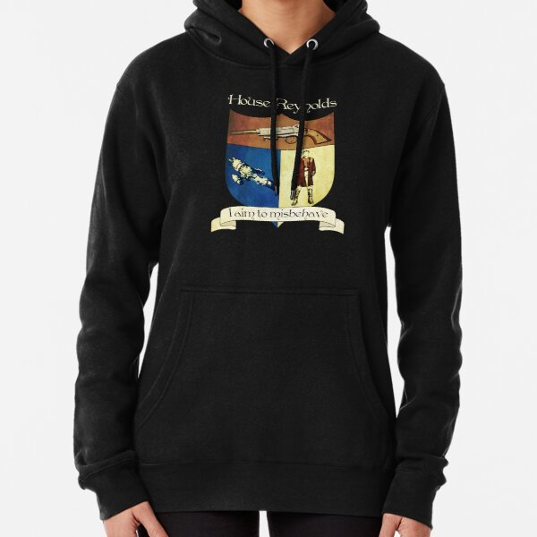 Firefly House Crest - Mal Pullover Hoodie