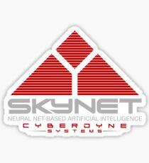 Skynet Sticker
