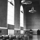 Union Station, LA by Michael Stocks