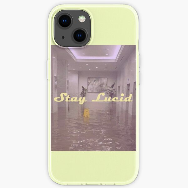 Stay Lucid Design iPhone Soft Case