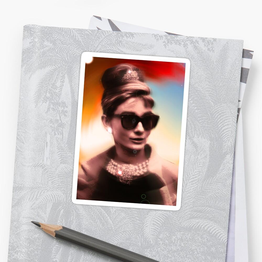 Audrey by Kep Van Der Moosh