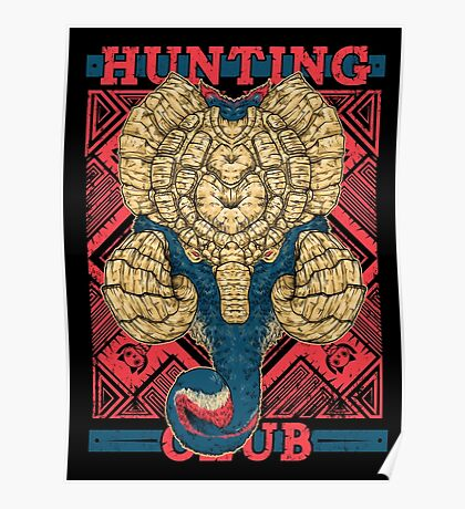 Hunting Club: Gammoth  Poster
